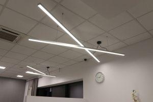 lampa liniowa led