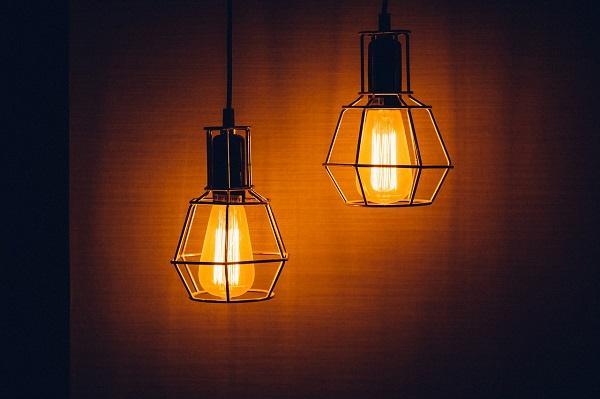 modne lampy
